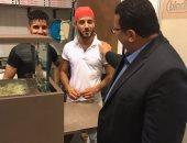 وزير القوى العامله فى زيارات ميدانية للعمالة المصرية بإيطاليا