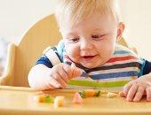 ارضاع الطفل من عمر 4 أشهر إلى عمر 36 شهور