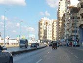 توك توك فى الشوارع الرئيسية بالإسكندرية