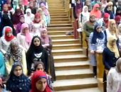 طلاب جامعة طنطا