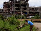 داعش يخلف دمار فى الفلبين