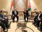 العبادي والعاهل الأردنى