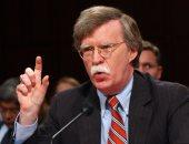 مستشار الأمن القومى الأمريكى جون بولتون