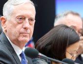 جيمس ماتيس وزير الدفاع الأمريكى