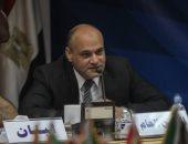 الكاتب الصحفى خالد ميرى رئيس تحرير جريدة الأخبار