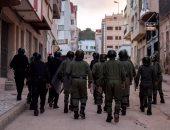 الشرطة المغربية - أرشيف