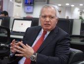 السفير محمد العرابى عضو مجلس النواب والرئيس الشرفى لحزب المؤتمر