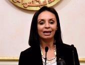 الدكتورة مايا مرسى رئيس القومى للمراة