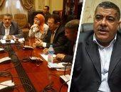معتز محمود رئيس لجنة الإسكان بمجلس النواب