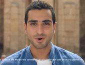 المطرب الشاب محمد الشرنوبى