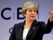 تيريزا ماى رئيسة وزراء بريطانيا