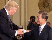 رئيس كوريا الجنوبية وترامب
