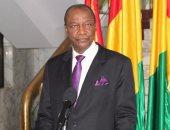 رئيس غينيا ألفا كوندى