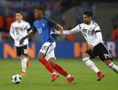 مباراة فرنسا وألمانيا - صورة أرشيفية