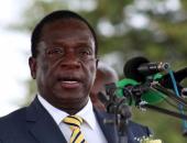 رئيس زيمبابوى إمرسون منانجاجوا