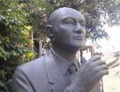 تمثال محمد عبد الوهاب