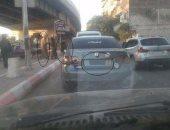سيارة مطموسة الأرقام فى سوهاج