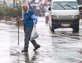 أمطار فى القاهرة -  أرشيفية