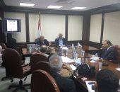 أعضاء المجلس الأعلى للإعلام ووزير التعليم