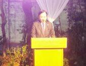 السفير اليابانى لدى مصر تاكيهيرو جاكاوا