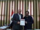 اللواء خميس أبو الفضل، السكرتير العام المساعد  لمحافظة بنى سويف