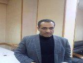 الدكتور محمود طلحه مرسي مدير مستشفى كفر الشيخ العام