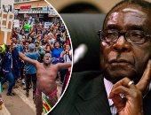 """""""التمساح"""" يحكم زيمبابوى"""