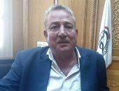 عبد الفتاح فكرى رئيس النقابة العامة للعاملين بالسكة الحديد