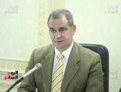 النائب مدحت الشريف وكيل لجنة الشؤون الاقتصادية بمجلس النواب