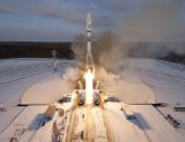 صاروخ فضائى