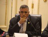 النائب محمد وهب الله الأمين العام لاتحاد نقابات عمال مصر