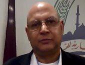اشرف هلال رئيس شعبة الادوات المنزلية بغرفة تجارة القاهرة