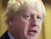وزير الخارجية البريطانى بوريس جونسون