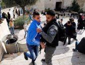 شرطه الاحتلال الإسرائيلى