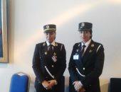 الشرطة النسائية ـ أرشيفية