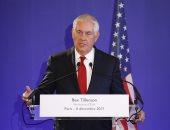 ريكس تيلرسون وزير الخارجية الأمريكي