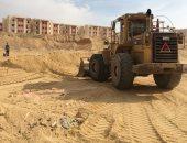 بدء الحفر اليوم لبناء أول مسجد بالإسكان الاجتماعى بـ6 أكتوبر الجديدة