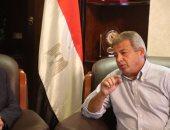 وزير الرياضة ومحافظ الإسماعيلية