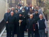 وفد من الفاتيكان يزور مناطق رحلة العائلة المقدسة بمصر القديمة