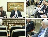 اجتماع اللجنة الاقتصادية