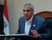 منصور بدوى رئيس مجلس إدارة شركة الصرف الصحى للقاهرة الكبرى