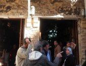 إزالة تعديات على مواقع الآثار الإسلامية والقبطية بالإسكندرية