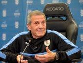 أوسكار تاباريز مدرب أوروجواى