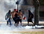 اشتباكات عنيفة فى الأرجنتين