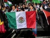مظاهرات حاشدة فى المكسيك