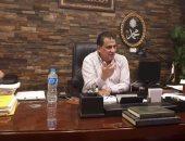 اللواء محمد الالفى مدير المباحث الجنائية بالقليوبية
