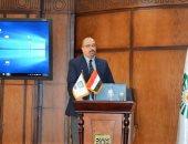 الدكتور علاء زهران رئيس معهد التخطيط القومى
