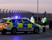 قوات الشرطة البريطانية