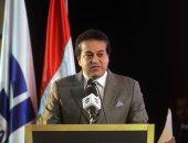 خالد عبد الغفار وزير التعليم العالى