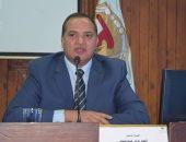 دكتور أحمد عزيز رئيس جامعة سوهاج
